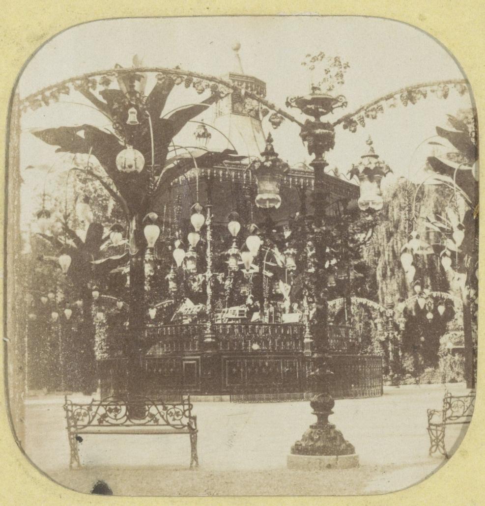 Bal Mabile, Parijs, Jaren zestig 19e eeuw